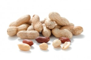 peanuts with shell and nuts